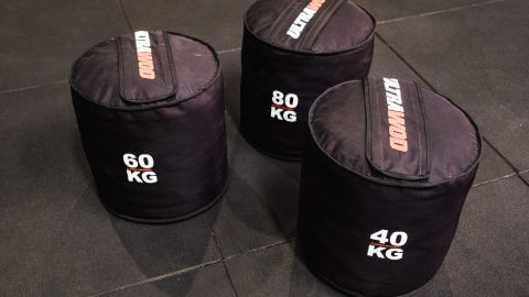 5 vantagens para treinar com SandBag