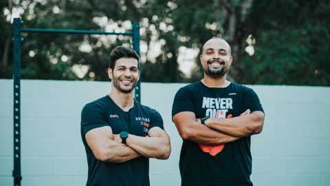 Confira treino com Lincoln Cavalcante e Fábio Broco.